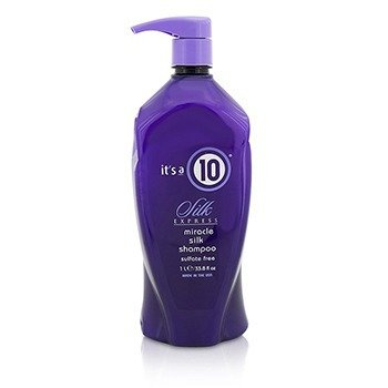 איטס אה 10 Silk Express Miracle Silk Shampoo שמפו  1000ml/33.8oz