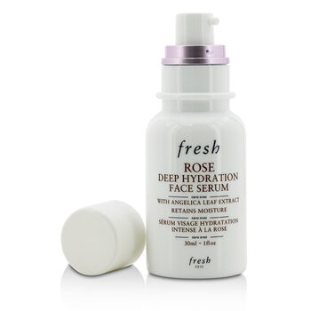 Fresh Rose Deep Hydration Face Serum  30ml/1oz