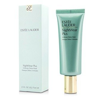 Estee Lauder ماسك مزيل للسموم 3 دقائق NightWear  75ml/2.5oz