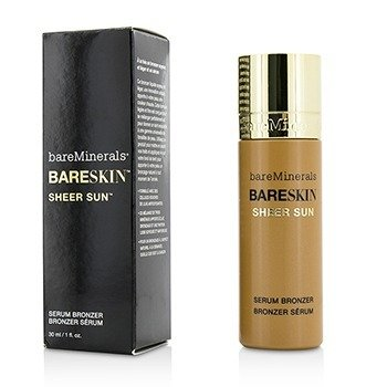 BareMinerals BareSkin Sheer Sun Serum Bronzer - Bare Glow  30ml/1oz