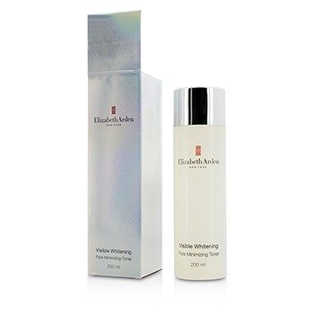 Elizabeth Arden Visible Whitening Pore Minimizing Toner (Box Slightly Damaged)  200ml/6.8oz