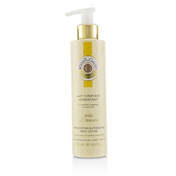 Roger & Gallet Bois d' Orange Invigorating & Hydrating Body Lotion  200ml/6.6oz