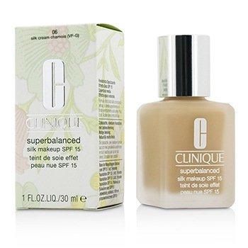 Clinique Superbalanced Silk Maquillaje SPF 15 - # 06 Silk Cream Chamois (VF-G)  30ml/1oz