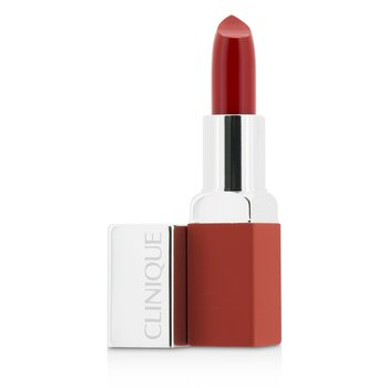 クリニーク Pop Matte Lip Colour + Primer - # 03 Ruby Pop  3.9g/0.13oz