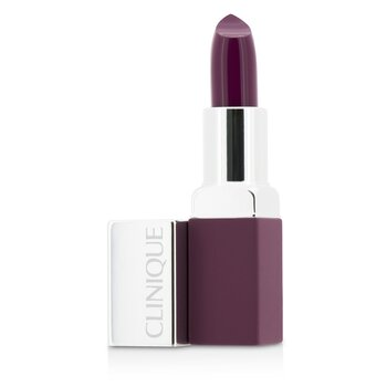 Clinique Pop Matte Color de Labios + Primer - # 07 Pow Pop  3.9g/0.13oz