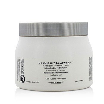Kerastase Specifique Masque Hydra-Apaisant Renewing Cream Gel Treatment (Scalp and Hair)  500ml/16.9oz