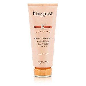เคเรสตาส Discipline Fondant Fluidealiste Smooth-in-Motion Care - For All Unruly Hair (New Packaging)  200ml/6.8oz