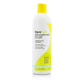 DevaCurl One Condition Delight (Weightless Waves Conditioner - For Wavy Hair)  355ml/12oz
