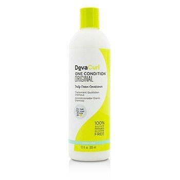 DevaCurl One Condition Original (Crema Acondicionadora Diaria - Para Cabello Rizado)  355ml/12oz