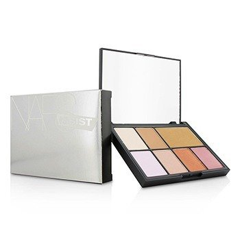 NARS NARSissist Cheek Studio Palette (4x Blush, 1x Bronzing Powder, 2x Contour Blush)  29.5g/1.01oz