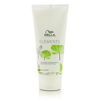 Wella Elements Lightweight Renewing Conditioner  200ml/6.76oz