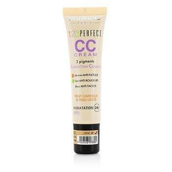 Bourjois 123 Perfect CC Cream SPF 15 - #33 Rose Beige  30ml/1oz