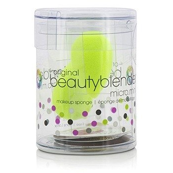 BeautyBlender BeautyBlender Micro Mini Set (2x Mini BeautyBlender) - Green  2pcs