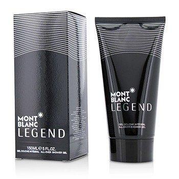 Mont Blanc Żel do mycia ciała i włosów Legend All-Over Shower Gel  150ml/5oz
