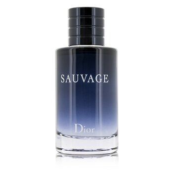 Christian Dior Sauvage Eau De Toilette Spray  100ml/3.4oz