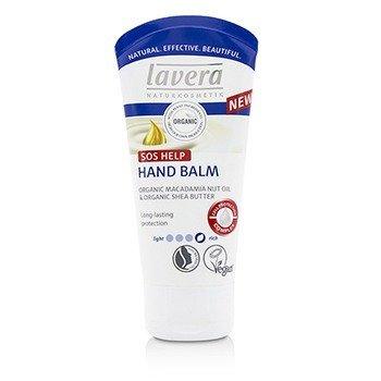 Lavera Organic Macadamia Nut Oil & Shea Butter SOS Help Bálsamo de Manos  50ml/1.6oz