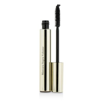 Clarins Pogdubiający tusz do rzęs Supra Volume Mascara - # 01 Intense Black  8ml/0.2oz