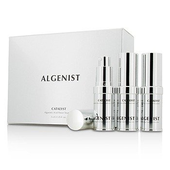 Algenist Catalyst Alguronic Acid Power Treatment  3x10ml/0.3oz