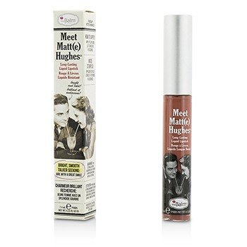 TheBalm Meet Matte Hughes Long Lasting Liquid Lipstick - Committed  7.4ml/0.25oz