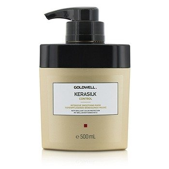 Goldwell Kerasilk Control Intensive Smoothing Mask (For Unmanageable, Unruly and Frizzy Hair)  500ml/16.9oz