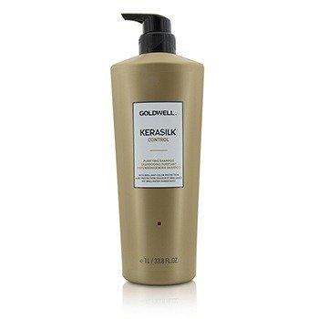 Goldwell Kerasilk Control Purifying Shampoo (For All Hair Types)  1000ml/33.8oz