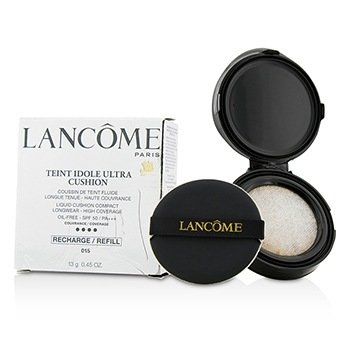 Lancome Teint Idole Ultra Cushion Liquid Cushion Compact SPF 50 Refill - # 015 Ivoire  13g/0.45oz