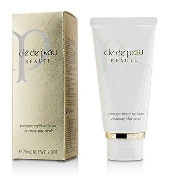 Cle De Peau Cleansing Clay Scrub  70ml/2.8oz