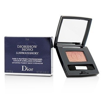 Christian Dior Diorshow Mono Lustrous Smoky Saturated Pigment Smoky Eyeshadow - # 764 Fusion  1.8g/0.06oz