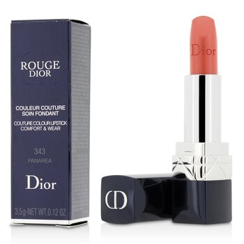 Christian Dior Rouge Dior Couture Colour Comfort & Wear Губная Помада - # 343 Panarea  3.5g/0.12oz
