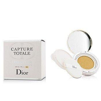 Christian Dior Capture Totale Dreamskin Cojín Piel Perfecta SPF 50 Con Repuesto Extra - # 010  2x15g/0.5oz