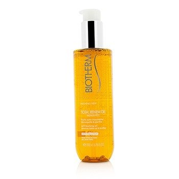 Biotherm Olejek do mycia twarzy Biosource Total Renew Oil Self-Foaming Oil  200ml/6.76oz