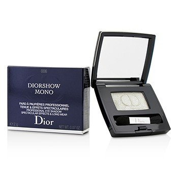 Christian Dior Diorshow Mono Professional Spectacular Effects & Long Wear Sombra de Ojos - # 006 Infinity  2g/0.07oz