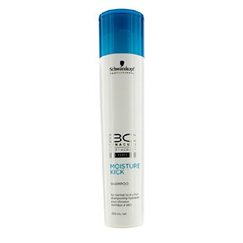 Schwarzkopf BC Moisture Kick Shampoo - For Normal to Dry Hair (Exp. Date: 04/2017)  250ml/8.4oz