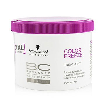 Schwarzkopf BC Color Freeze Treatment - For Coloured Hair (Exp. Date: 03/2017)  500ml/16.9oz