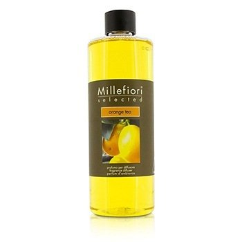 Millefiori Selected Fragrance Diffuser Refill - Orange Tea  500ml/16.9oz