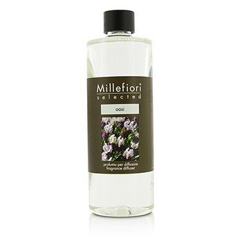 Millefiori Selected Fragrance Diffuser Refill - Oasi  500ml/16.9oz
