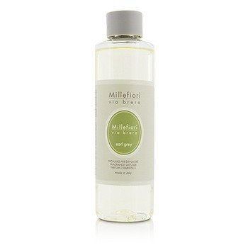 Millefiori Via Brera Fragrance Diffuser Refill - Earl Grey  250ml/8.45oz