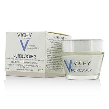 Vichy Nutrilogie 2 Intense Cream - For Very Dry Skin (Box Slightly Damaged)  50ml/1.69oz