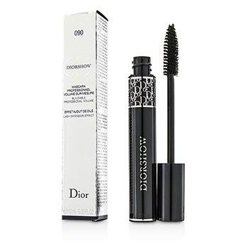 Christian Dior Diorshow Buildable Volume Lash Extension Effect Mascara - # 090 Pro Black  10ml/0.33oz