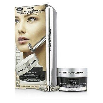 פיטר תומס רות' FirmX Face And Neck Contouring Cream with Tool  30ml/1oz