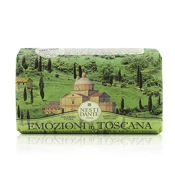 Nesti Dante Emozioni In Toscana Natural Soap - Villages & Monasteries  250g/8.8oz