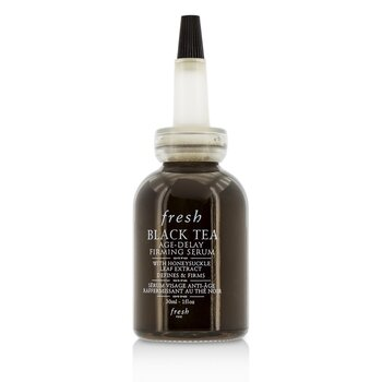 Fresh Black Tea Age-Delay Firming Serum  30ml/1oz