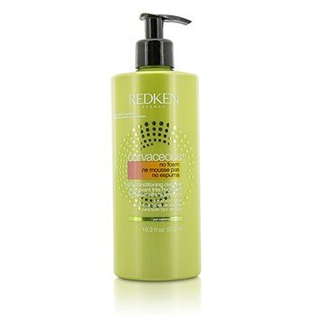 רדקן Curvaceous No Foam Highly Conditioning Cleanser (For All Curls Types)  500ml/16.9oz