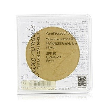 Jane Iredale PurePressed Base Base Mineral Repuesto SPF 20 - Warm Sienna  9.9g/0.35oz
