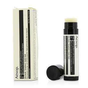 Aesop Avail Lip Balm With Sunscreen SPF 30  5.5g/0.2oz