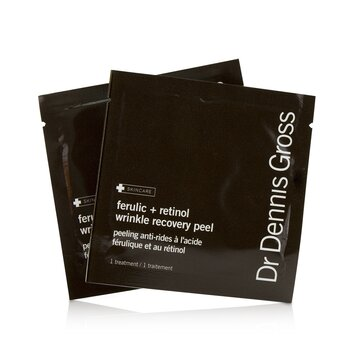 Dr Dennis Gross Ferulic + Retinol Winkle Recovery Peel  16treatments