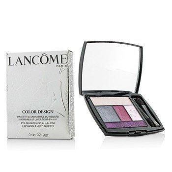 Lancome Color Design Paleta 5 Sombras & Delineadores - # 315 Rose Tempete  4g/0.141oz