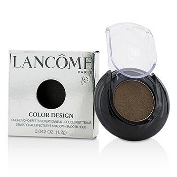 Lancome Color Design Eyeshadow - # 127 Smoldering Cocoa (US Version)  1.2g/0.042oz