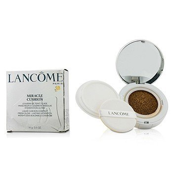 Lancôme Miracle Cushion Liquid Cushion Compact - # 500 Suede W (US Version)  14g/0.5oz