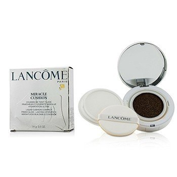 Lancôme Miracle Cushion Liquid Cushion Compact - # 555 Suede C (US Version)  14g/0.5oz